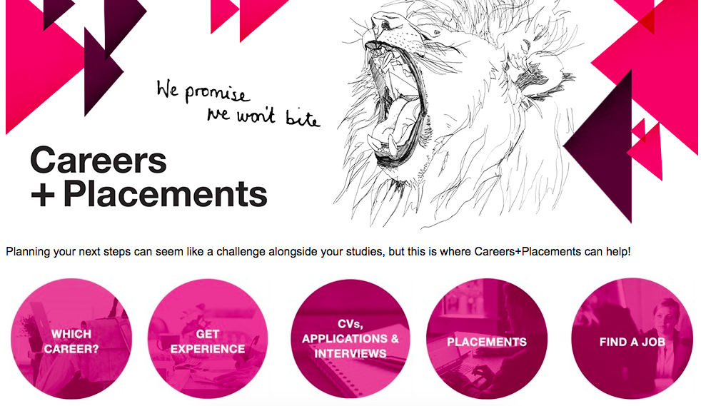 Aston University Careers+ Placements