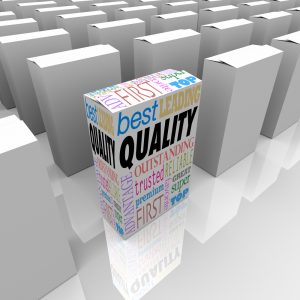 Blog quality stands out in crowd
