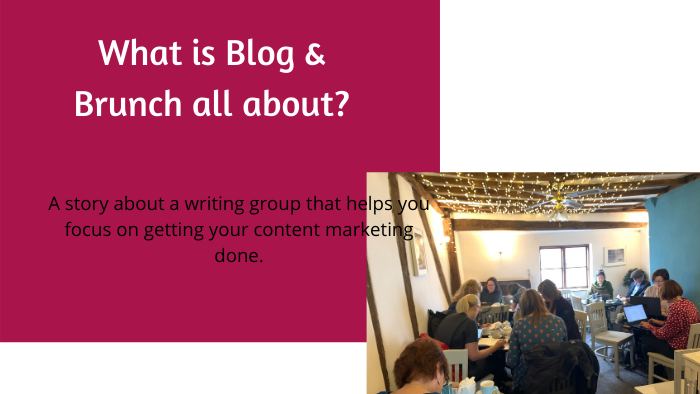 What is Blog & Brunch all about?